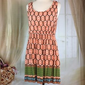 Lily Rose Sleeveless Summer Dress